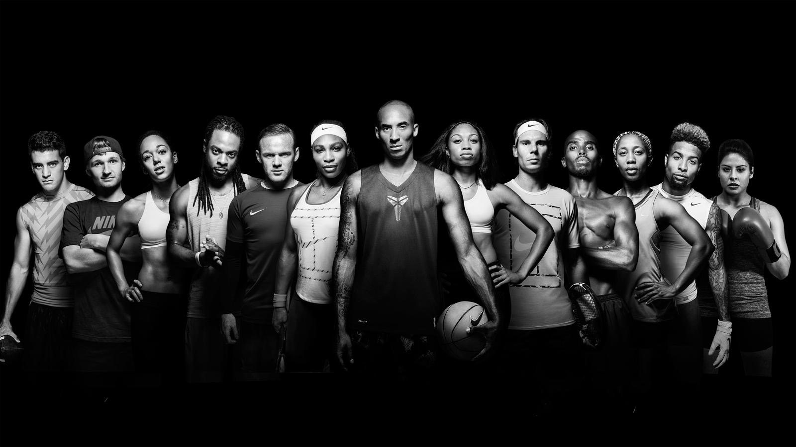 Nike Basketball Team