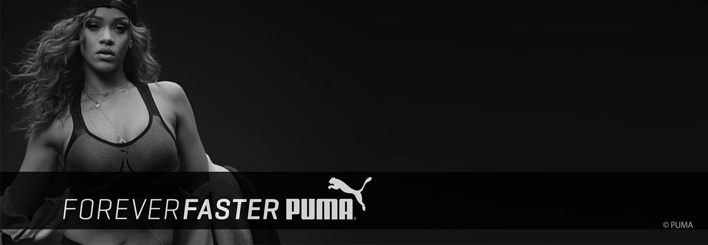 Forever Faster, Puma
